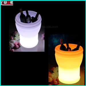Wedding Light Table LED Centerpieces Ice Box Cooler with Hanger pictures & photos
