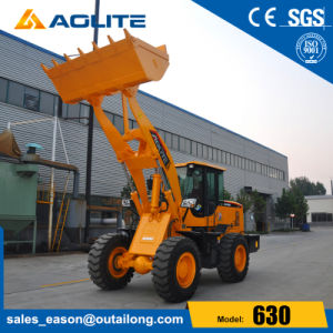 Multi-Fuctional Front Wheel Loader with Kinds of Loader Attachments pictures & photos