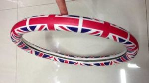 Bt 1339 UK Flag Steering Wheel Covers pictures & photos