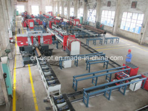 Workshop Type Pipe Fabrication Line pictures & photos