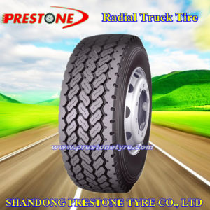 385/65r22.5 425/65r22.5 445/65r22.5 Heavy Duty Steel Radial Trailer Tires pictures & photos