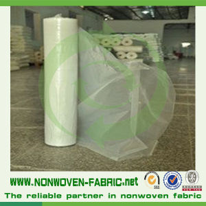 Polypropylene Nonwoven Cloth in All Colour in Rolls Packing pictures & photos