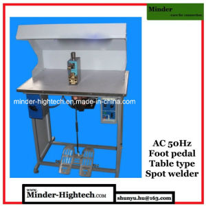 Desktop AC Parallel Spot Welder pictures & photos