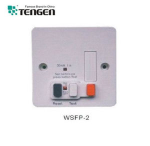 Wsfp/Wsfm RCD Fuseprotection Fused Connection Unit / RCD Fuse Spur / Spurs pictures & photos