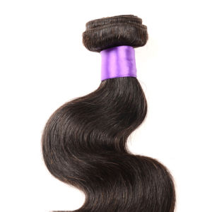 3 Bundles 7A Ombre Brazilian Virgin Body Wave Hair 1b/4/30 1b/4/27 Ombre Brazilian Human Hair Weave Bundles pictures & photos