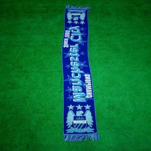 Healong Top Sale Sportswear Subliamtion Knitting Scarf for Fans pictures & photos