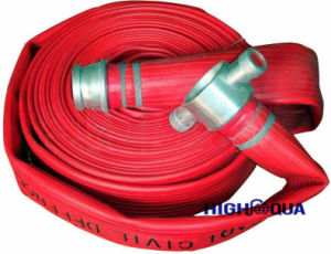 Colorful PVC Sunny Layflat Hose pictures & photos
