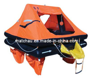ISO 9650-2 Gl/Ec Approved Yacht Liferaft pictures & photos