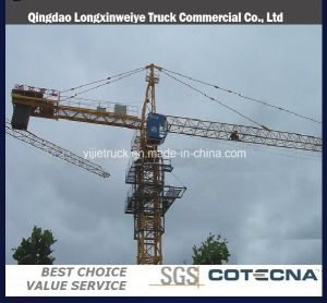 Construction Machinery Tower Crane with Jib Length 48m pictures & photos