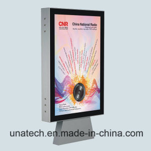 Outdoor Advertising Media LED Billboard Scrolling Poster Light Box pictures & photos