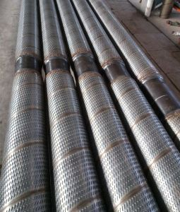 Yfs Stainless Steel Composite Sand Control Screen Pipe Sand Screen pictures & photos