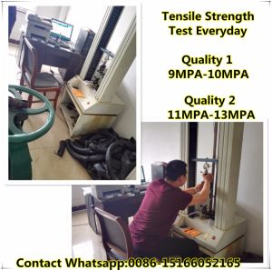 Longhua Factory Natural Butyl Rubber Motorcycle Tyre and Tube (4.00-8) pictures & photos