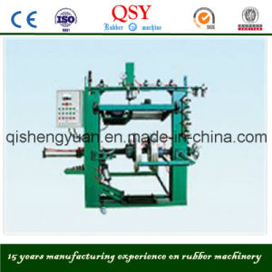 Tread Building Stitcher for Hot Tyre Retreading Machines pictures & photos