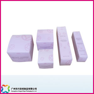 Folding Cosmetic Paper Box (XC-3-015) pictures & photos