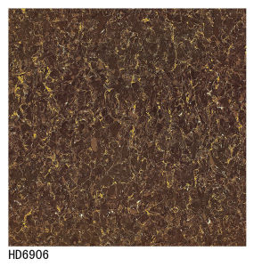 60X60 80X80 Coffee Color Made in China Bulati Polish Porcelain Tile pictures & photos