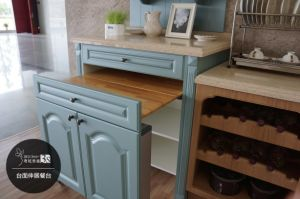 Customized PVC Kitchen Furniture for New Zealand (zc-065) pictures & photos