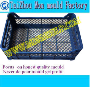 Injection Mould for Dairy Bread Pallet Crate pictures & photos