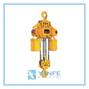10ton Electric Chain Hoist for Chain pictures & photos