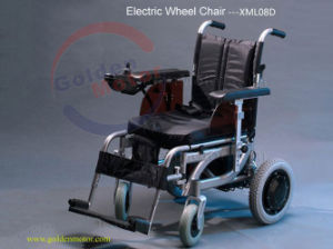 Electric Brushless Wheelchair pictures & photos