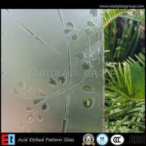 Eg Pattern Acid Etched Glass (AD37) pictures & photos