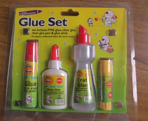 Liquid White Sitck Glue Sets for School and Office Supply pictures & photos