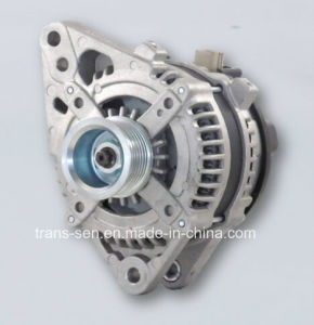 12V 100A Nippondenso Auto Alternator for Toyota (104210-4230) pictures & photos