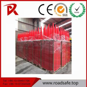 Roadsafe PVC Traffic Barricade Cone Barrier Recyled Reflective Traffic Cone pictures & photos