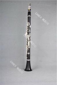 Wood Bb Soprano Clarinet/ Ebony Clarinet/ High Grade Clarinet pictures & photos