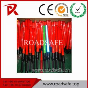 Roadsafe Durable Quality LED Plastic Rechargeable Traffic Baton pictures & photos