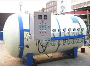 Vold Vulcanising Tank Equipment for Retreading Purpose pictures & photos