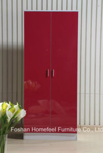 Ikea Style High Gloss Red Kids Bedroom Set pictures & photos