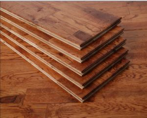 18*150mm Oak Solid Wood Flooring pictures & photos