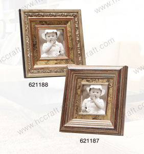 Wooden Photo Frame for Home Decoration pictures & photos