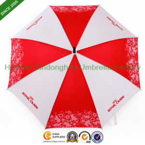 Promotional Straight Umbrellas with Customized Logos Golf Umbrellas (GOL-0027B) pictures & photos