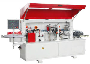 Mf-505 Semi-Automatic Liner Edge Banding Machine Woodworking Machine pictures & photos