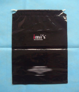 Custom Printed Drawstring Bags for Garment (FLS-8244) pictures & photos