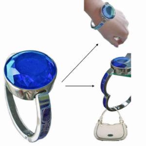 Metal Bracelet Shape Bag Hanger Handbag Hook (XS-BH0508) pictures & photos