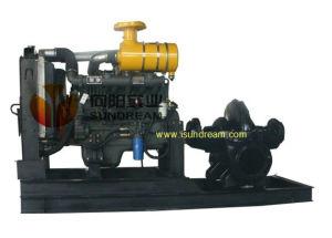Diesel Engine Driven Double Suction Pump pictures & photos