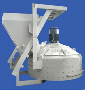 Vertical Shaft-Jn Series Concrete Mixer From China pictures & photos