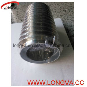 Stainless Steel CNC Forging Sanitary Weld Ferrule pictures & photos