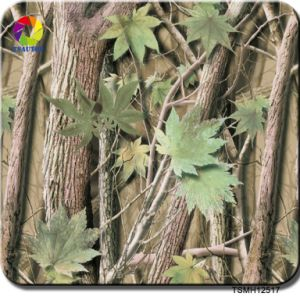 Tsautop 0.5m Tsmh12524 Trees and Leave Water Transfer Printing Paper pictures & photos