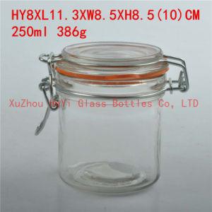 420ml Glass Storage Food Jar Household Glass Jar pictures & photos