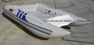 Liya PVC Inflatable Speed Boat High Speed Boat with Motor for Sale pictures & photos