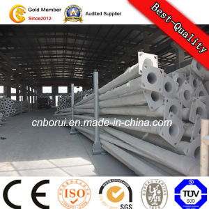 Steel Street Lighting Pole China Manufacturer pictures & photos