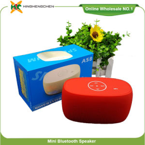 New Bluetooth Speaker with LED Lamp, LED Light Bulb Speaker A58 pictures & photos