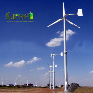 AC Three Phase Generator Wind Turbine Home pictures & photos