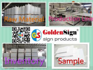 Wholesale PVC Foam Sheet for Door Ceiling Roof pictures & photos
