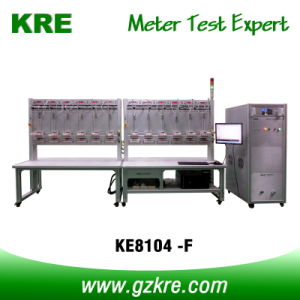 Class 0.05 12 Position Single Phase kWh Meter Test Bench with Isolation CT pictures & photos