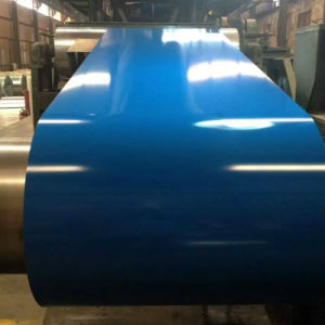 Color Coated Steel/Prime Prepainted Galvanized Steel Coil/PPGI for Building pictures & photos