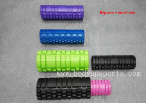 Super Value Hollow Roller/ One Sets of EVA Hollow Foam Roller